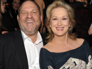 Meryl Streep Harvey Weinstein